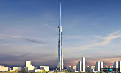 The Kingdom Is All Set To Build The World's Tallest Tower
