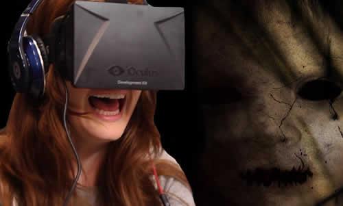 A Frightening Oculus Rift Game