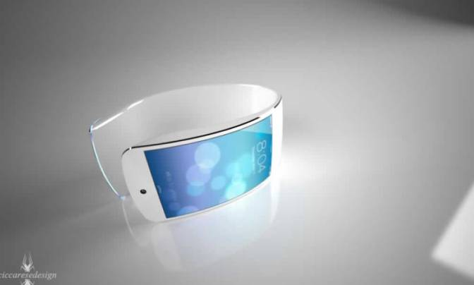 LG To Make Flexible Display For Apple's iWatch