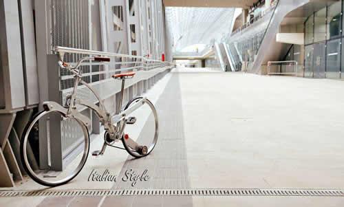 Sadabike – The Bike With No Spokes