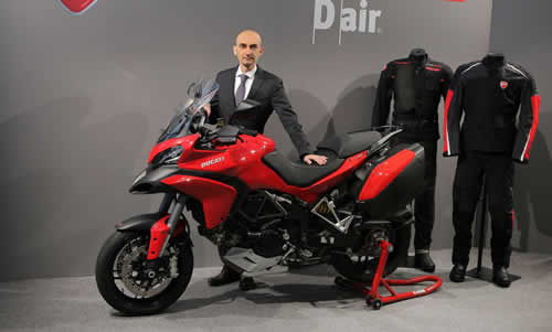 Ducati Multistrada D-Air