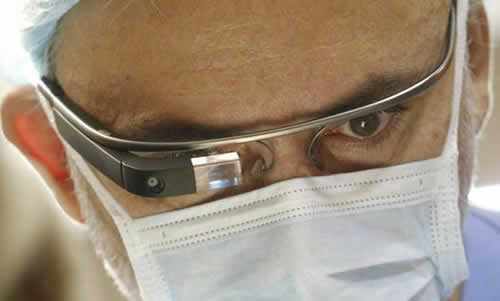 Google Glass Used In Operating Room In Italy