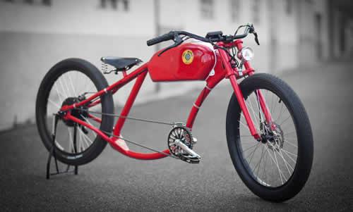 Oto Cycles – The Vintage Electric Bikes
