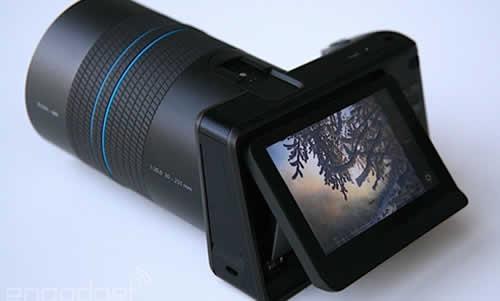 The Lytro Illum Camera