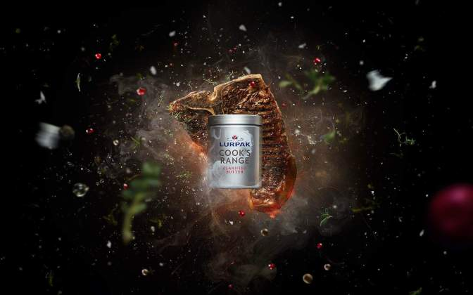 Lurpak commercial: butter that will take you to the moon and back