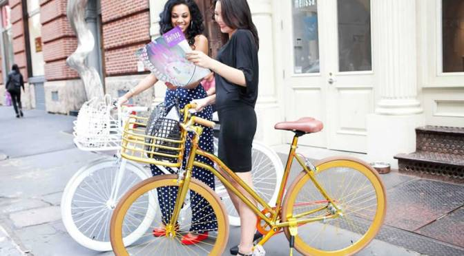 New York Bike Style – Sam Polcer's Style Guide For Bikes