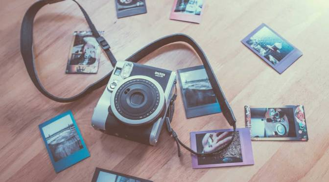 Fujifilm Aims At Bringing Instant Film Cameras Into The Era Of Selfies