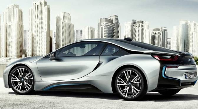 The BMW  i8 Project Will Give Rise To A Sustainable Supercar