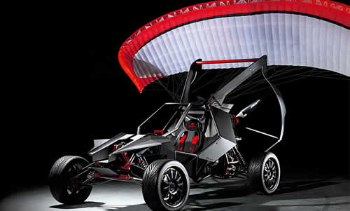 Skyrunner – The Car That Flies
