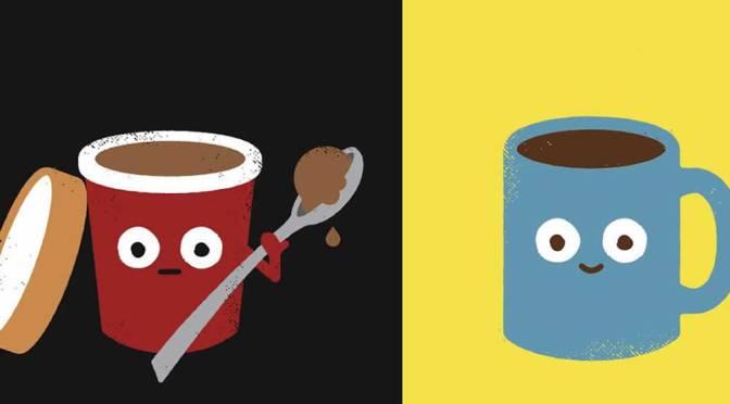 Honest Food Illustrations By David Olenick