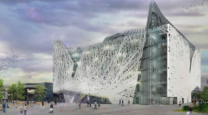Milan Expo 2015: The Italy Pavilion