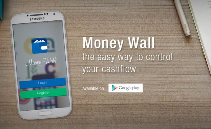 Money Wall – A Perfect App For Your Expenses