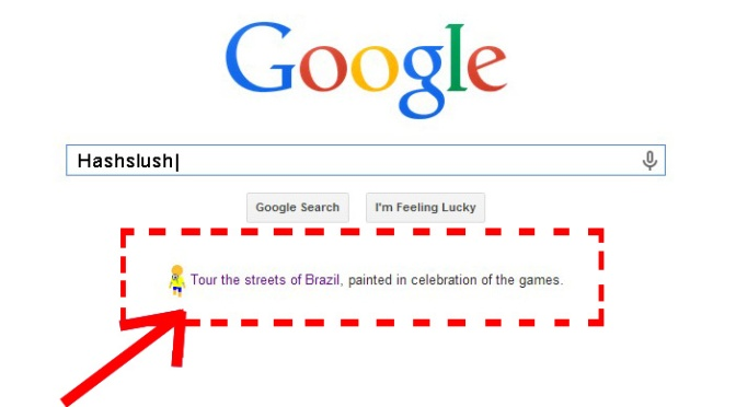"""Google Celebrates 2014 World Cup With """"Tour The Streets of Brazil"""""""