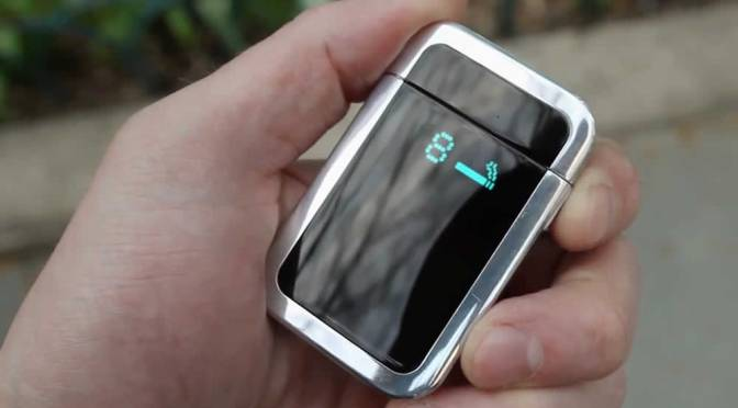 Quitbit – A Smart Lighter That Helps You Quit Smoking