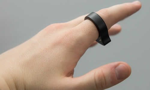 The Nod Smart Ring That Controls Everything
