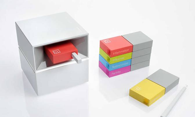 A Connected Lab-In-A-Box For On-Demand Health Testing