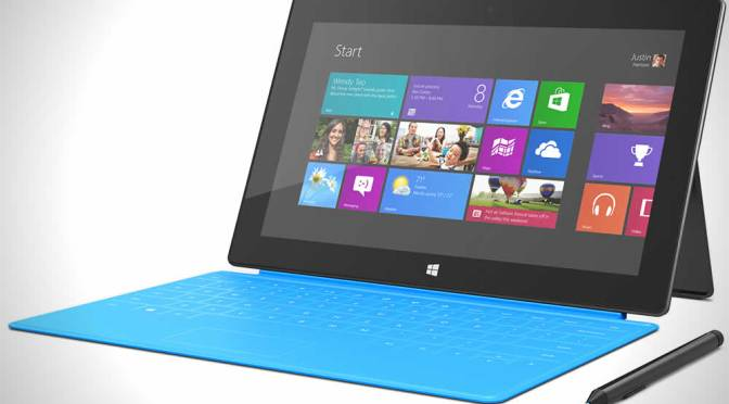 The Surface Pro 3 By Microsoft Can Replace Your Laptop