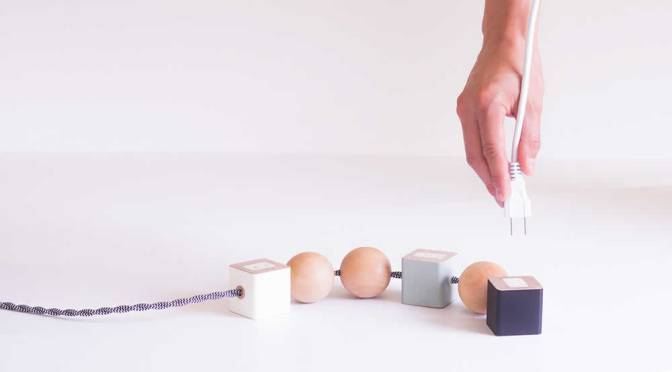 OON: a new creative power strip from LA