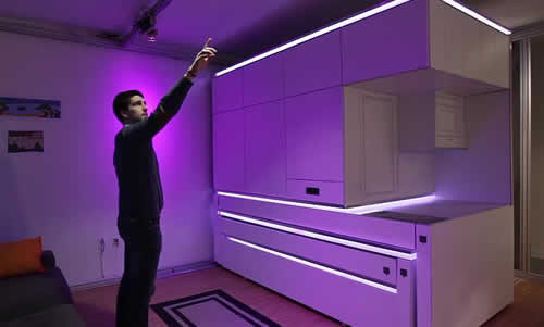 MIT's CityHome Can Make Your Apartment Huge