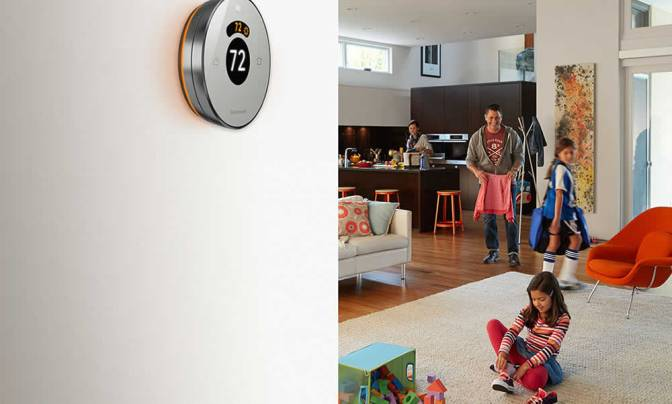 Honeywell's Thermostat Competes With Nest