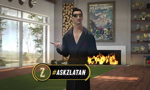Nike's #AskZlatan Hashtag Is A Head-Turner