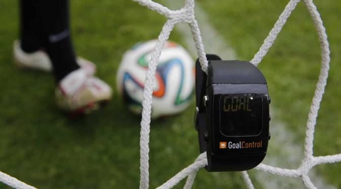 The Infallible Tech Provider For The World Cup Goal Tech
