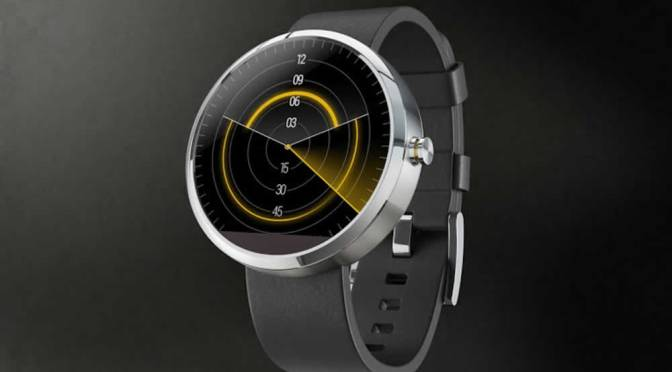 10 Best Designs Moto 360 Watch Face