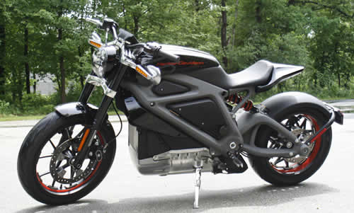 Project LiveWire – The First Electric Motorcycle By Harley Davidson