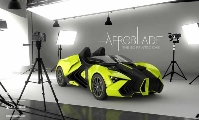 Local Motors Prints Out A 3D Car
