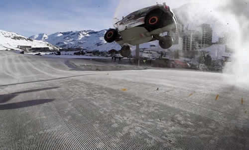 GoPro Presents The Miraculous Failed World Record Car Jump