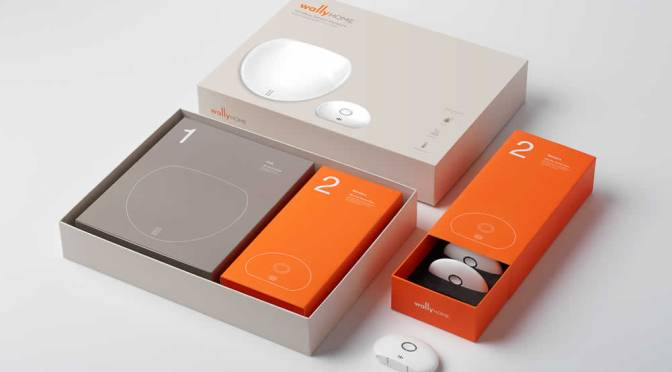 Wally Identity – A Packaging System