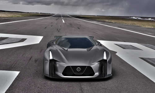 Nissan Unveils The Concept 2020 Vision Gran Turismo