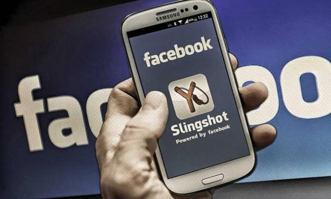 The New Slingshot App By Facebook