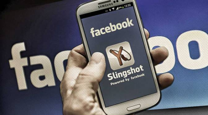 The New Slingshot App By Facebook