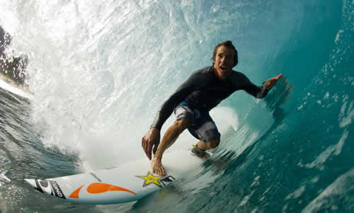A Motorized Surfboard By WaveJet