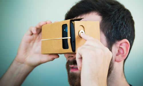 Cardboard: virtual reality on your smartphone