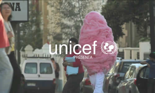 UNICEF Launches Creative Campaign Against Pedophilia In Chile